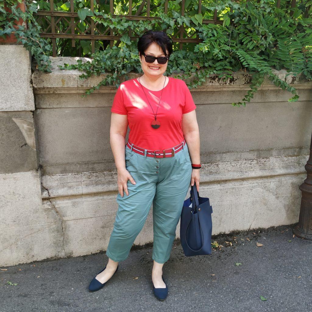 tricou şi pantaloni Bonprix