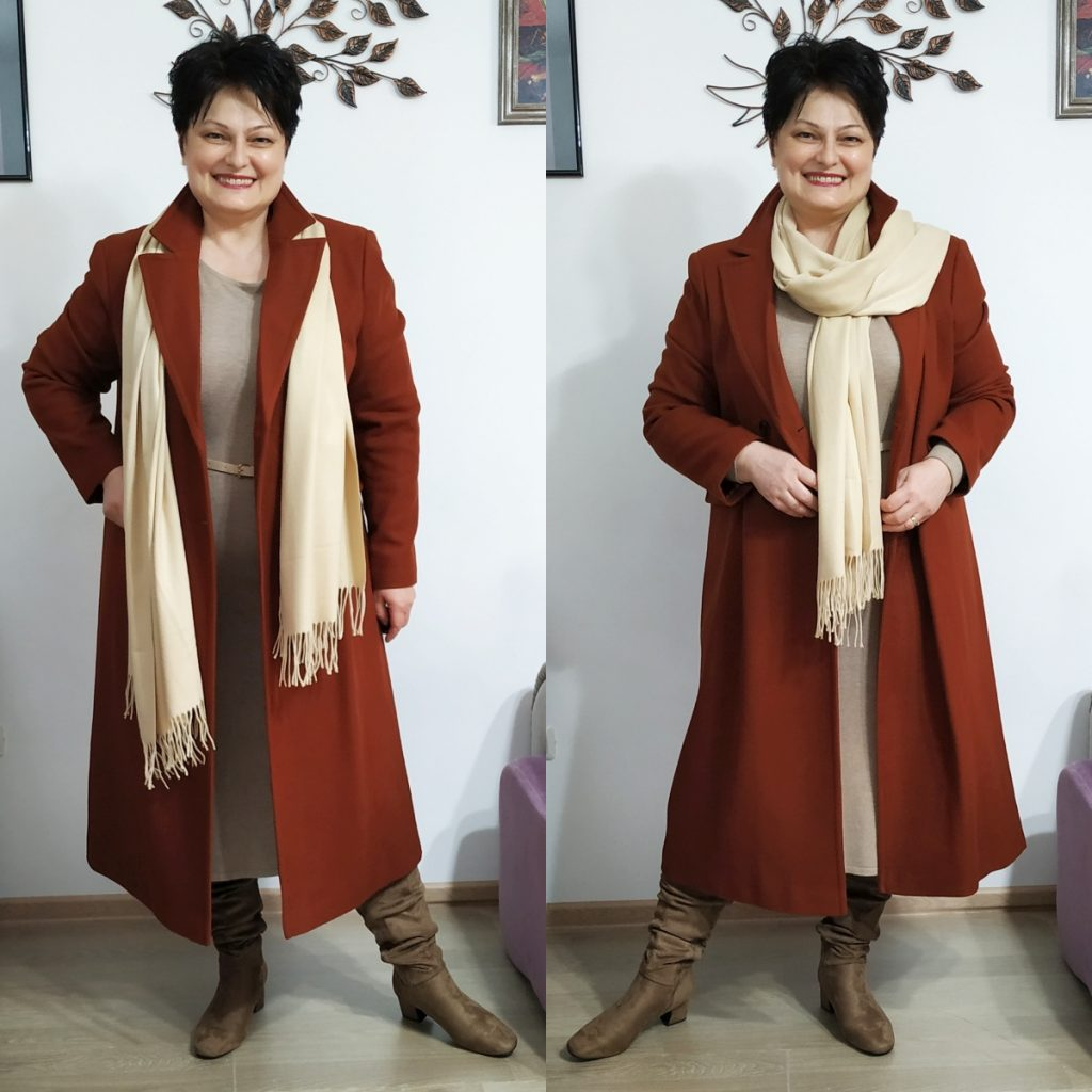 palton maro Dorothy Perkins