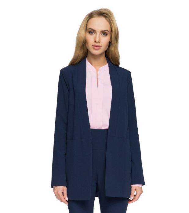 Blazer bleumarin Style