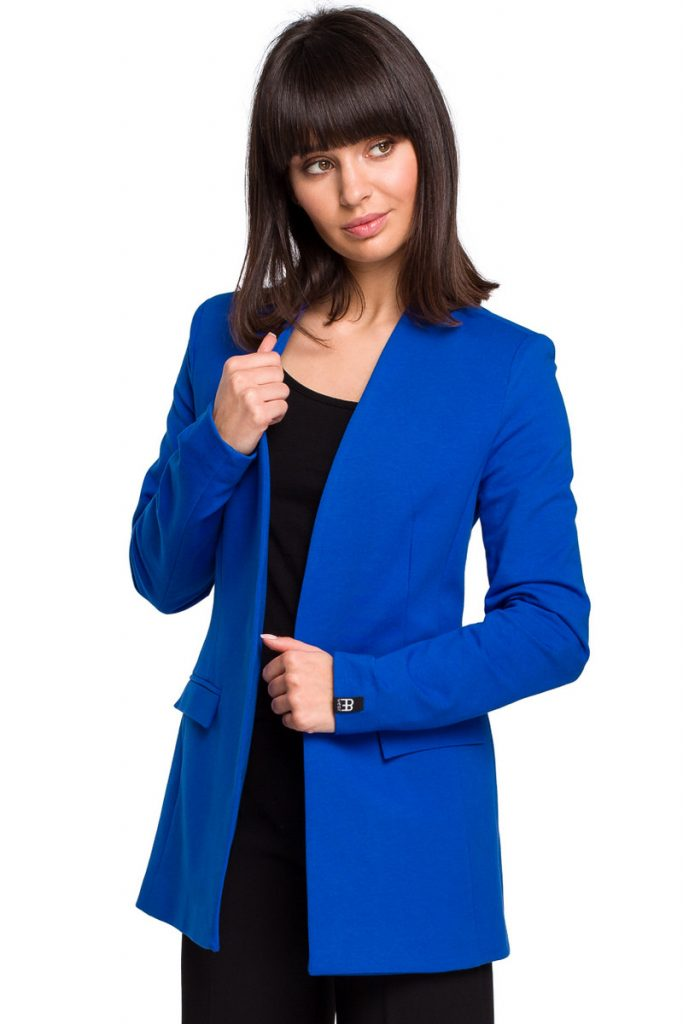 Blazer albastru BeWear