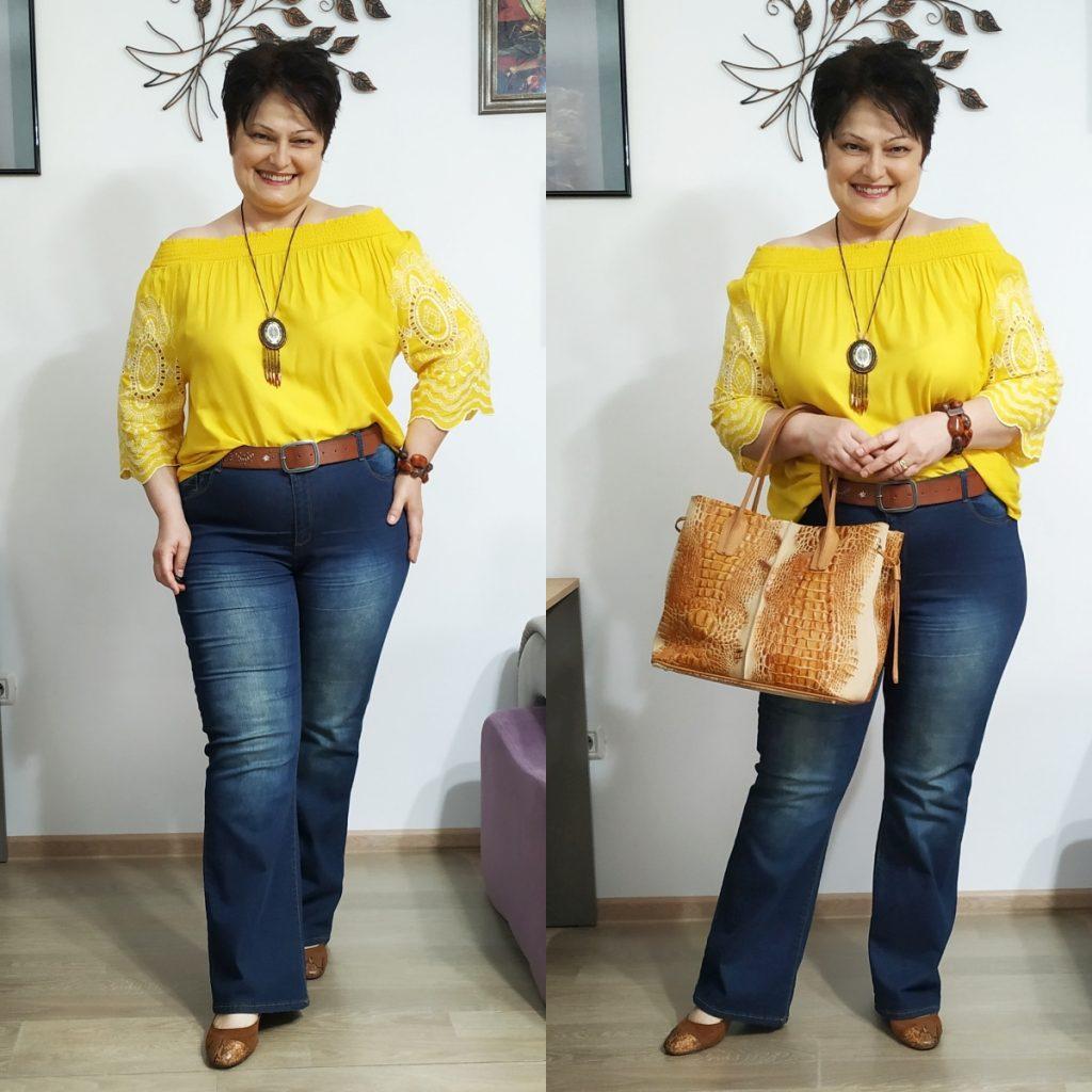 jeansi bootcut