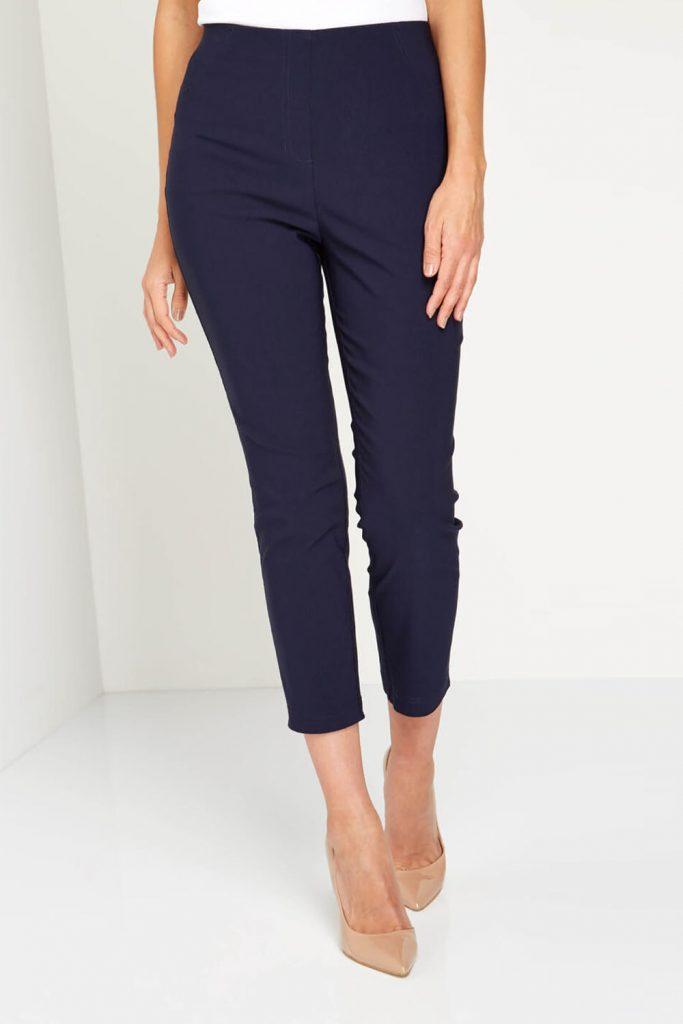 Pantaloni bleumarin Roman Originals