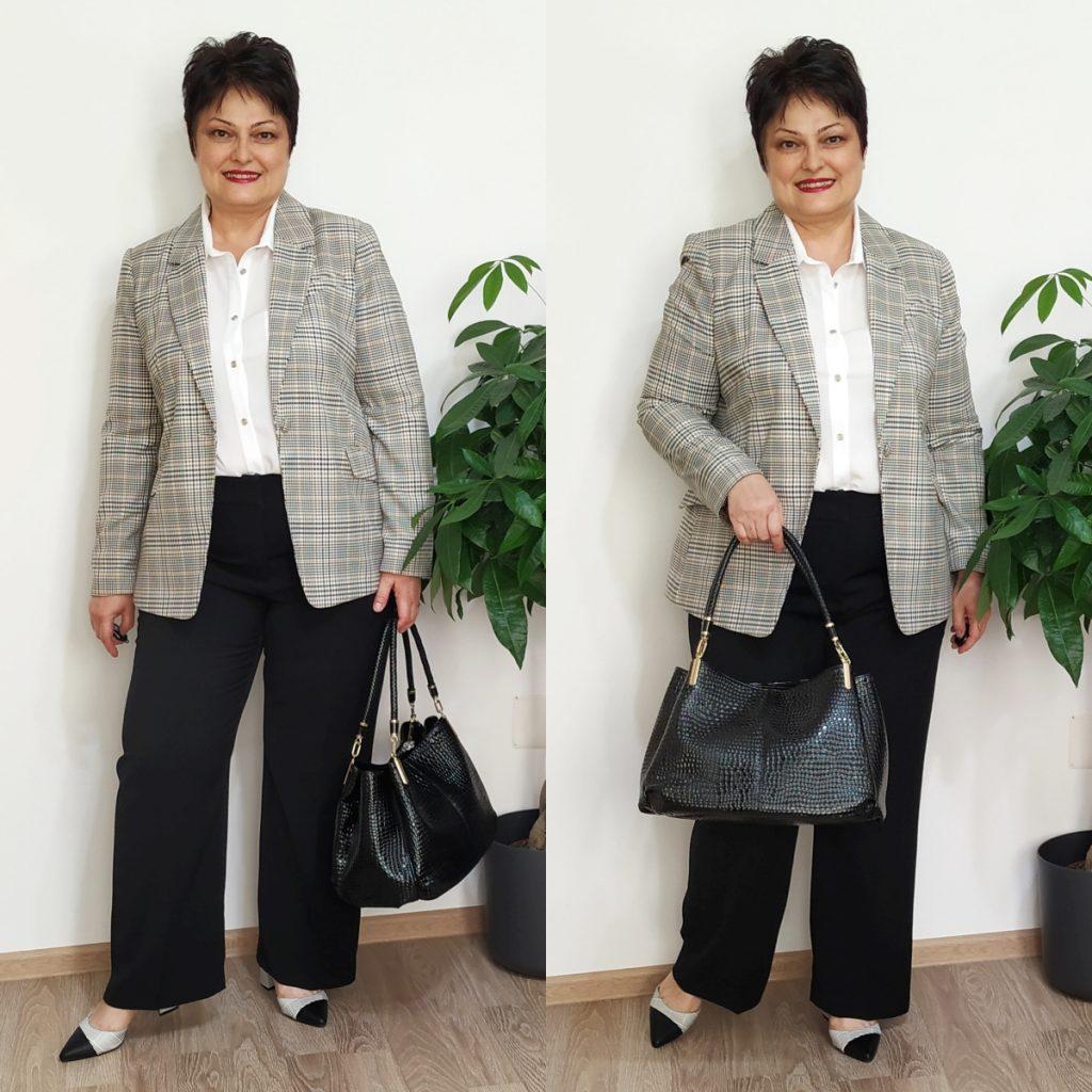 pantaloni pentru plinuţe office
