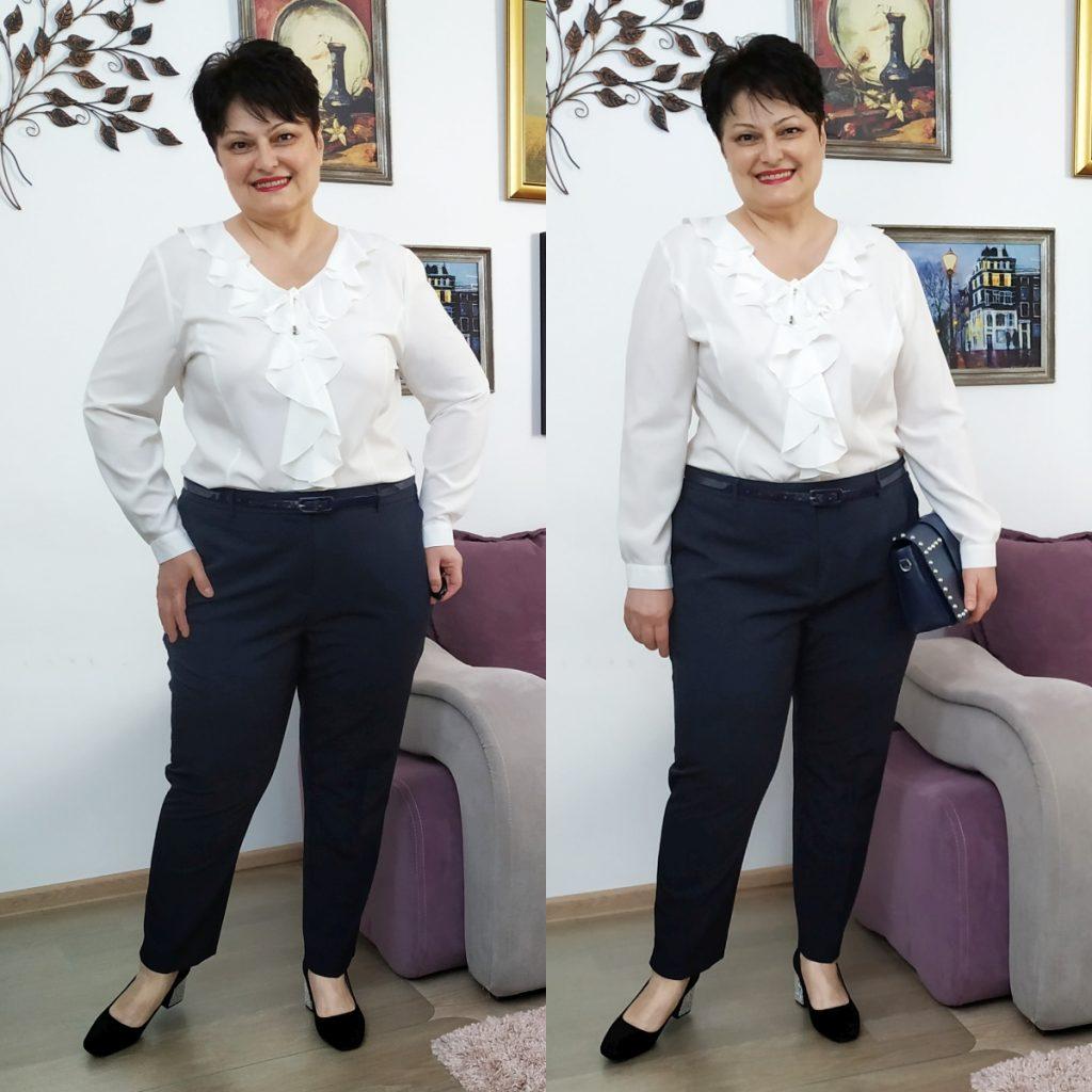 pantaloni pentru plinuţe belumarin
