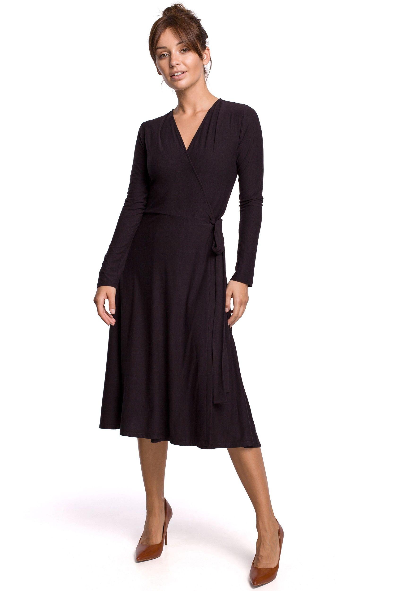 5 rochii negre pe care le poţi purta de dimineaţa până seara